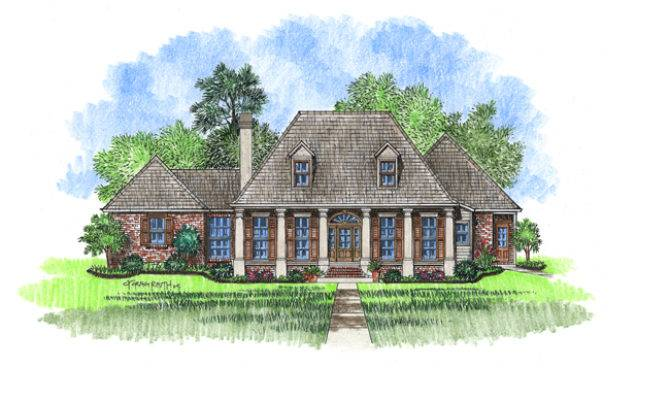 Stunning Acadian Home Design Ideas Home Building Plans