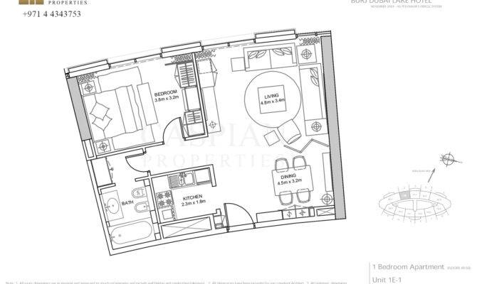 Address Residence Lake Hotel Floor Plans