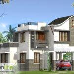 Affordable Bedroom Kerala Villa