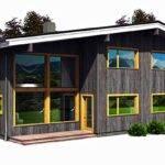 Affordable Home Plans Economical Duplex Plan