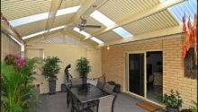 Ago Patio Verandah Designs Months Outdoor Led Lights Fans