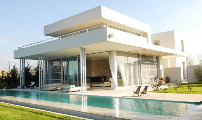 Agua House Buenos Aires Argentina Beautiful Modern Home