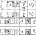 Ajays Twin House Floor Plan
