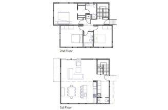 Alchemy Architects Weehouse Four Square Plans