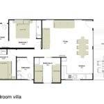 Alivio Tourist Park Bedroom Villas