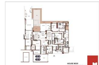 Amazing Modern House Mosi Floor Plan Nico Van Der Meulen Architects
