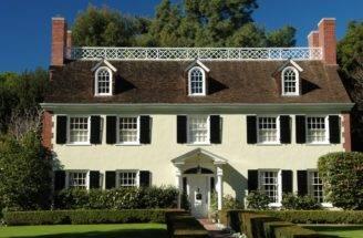 American Colonial Design Muralo Blog