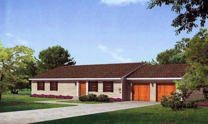 Ameripanel Homes South Carolina Ranch Style