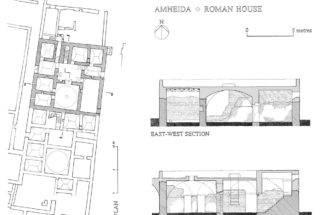 Ancient Roman Villa Floor Plan Because Pompeii Destroyed