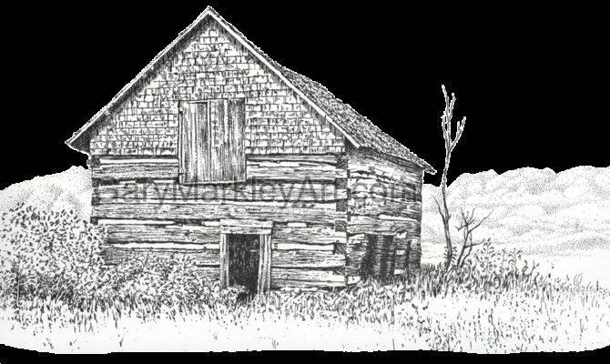 Antrim County Log Cabin