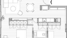 Apartment Blueprints Floor Small Renovation Plans