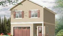 Apartment Plans Carriage House Plan Single Car Garage Design