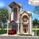 Apnaghar House Design Simple Duplex