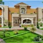 Arab Style Home India Indian House Plans Source