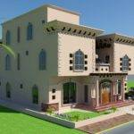 Arabic Home Designs Front Elevation Arab House