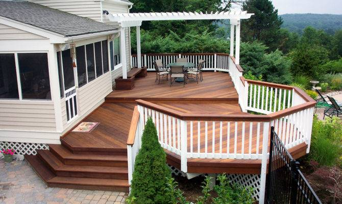 Archadeck Custom Decks Patio Rooms Pittsburgh Just Another