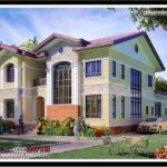 Architect Bernard Cadelina Two Storey House Design