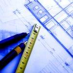Architect Creates Graphic Depiction Called Plans Blue Prints