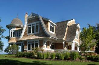 Architectural Tutorial Gambrel Roof