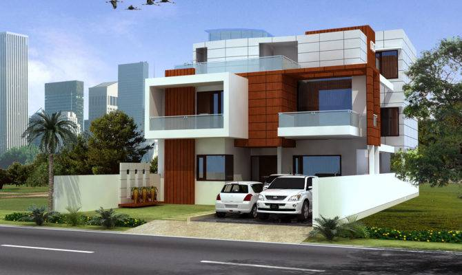 Architectural Visualization User Community Modern House