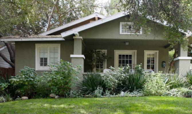 Architecture California Bungalow English Home Style