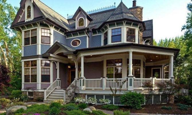 Architecture Colonial Style House Design