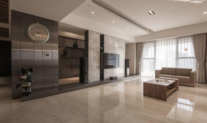 Architecture Minimalist Interior Design Modern Residential Housing