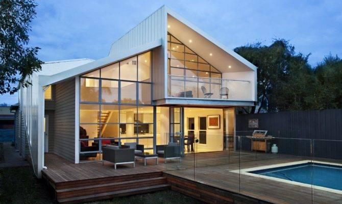 Architecture Photography Blurred House Bild