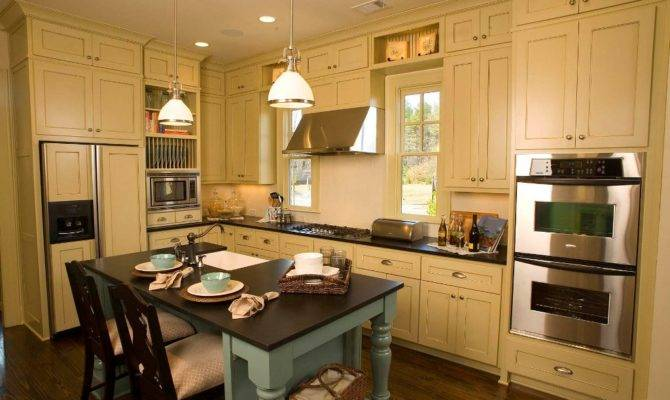 Artistic Kitchen Craftsman Style Interior Design Ideas Mycyfi