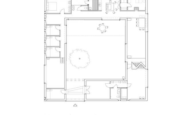 Atrium House Gotland Ideasgn Tham Videgard Arkitekter Plan