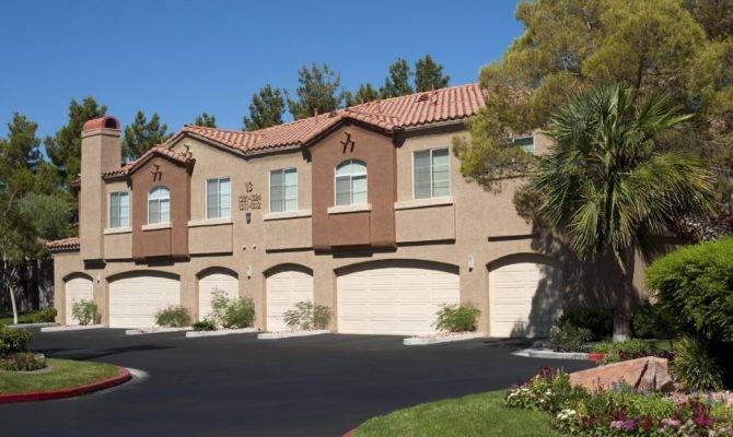 Attached Garages Camden Summit Apartments Henderson Las Vegas