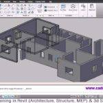 Autocad House Modeling Tutorial Home Design Building
