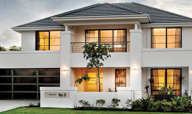 Award Winning Single Double Storey Homes Both North South