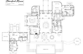 Awesome Luxury Mansion Floor Plans Plan