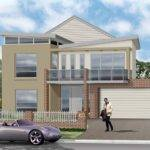 Back Double Storey Floor Plans Anglesea