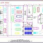 Back Pix Auto Repair Shop Building Plans
