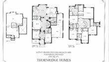 Back Split House Floor Plans