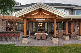Backyard Design Outdoor Kitchen Ideas Interior Inspiration