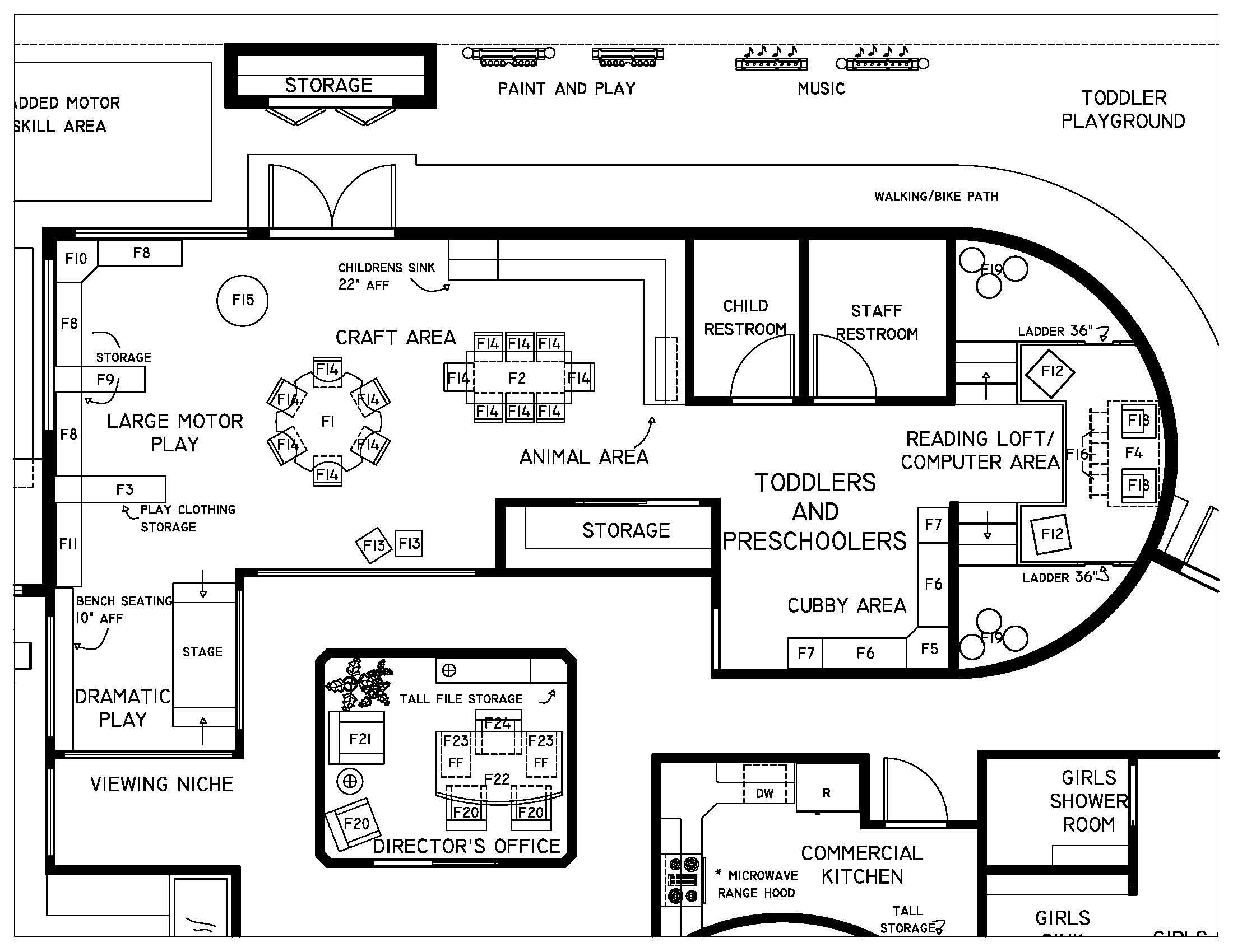 Floor Plan Software Adria Block K Typical Floor 1 U0026 2