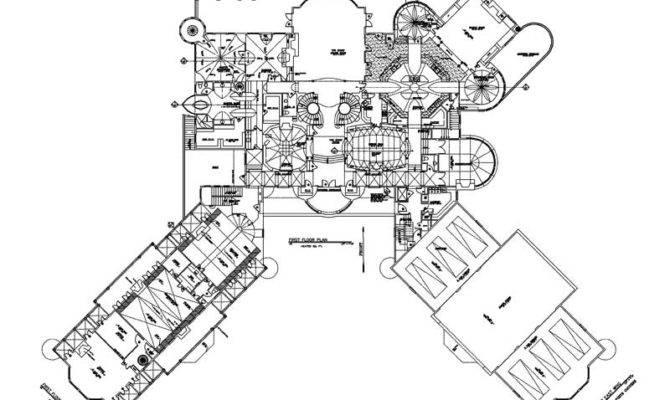 Balmoral Castle Floor Plan