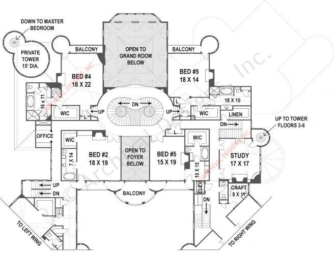 The Balmoral House Plan House And Home Design