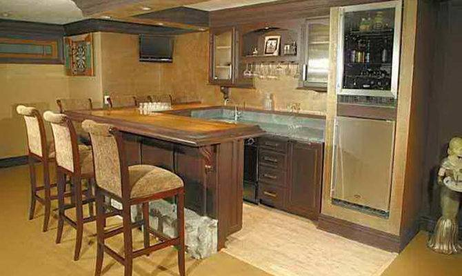 Bar Designs Basement Bars Design