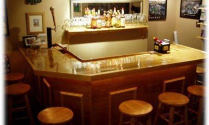 Bar Designs Home Plans