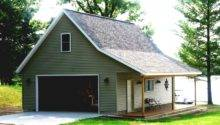 Barn Garage Apa Loft Apartment House Plan Drive Under Plans