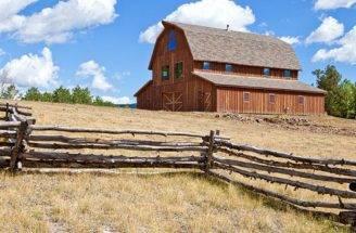 Barn Wood Home Great Plains Gambrel Project Aga