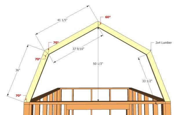 Barns Sheds Plans