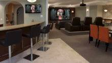 Basement Bar Designs Modern