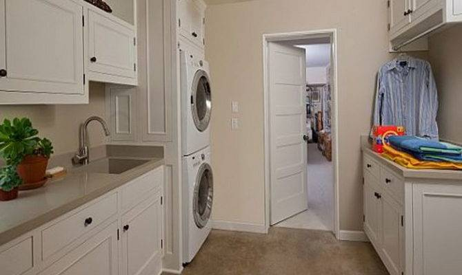 Bat Laundry Room Houzz Design Ideas Make