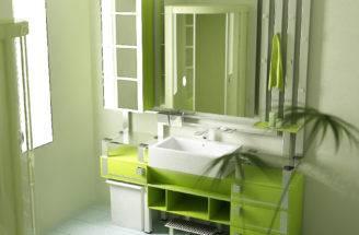 Bathroom Design Ideas Set