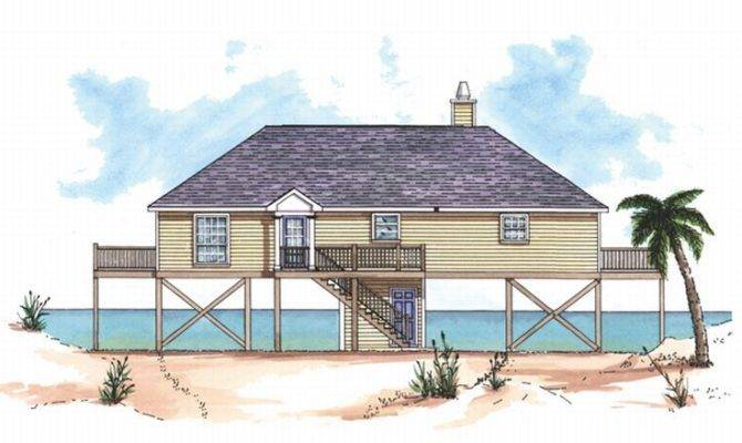 Beach House Drawing Plan Find Unique Plans Home